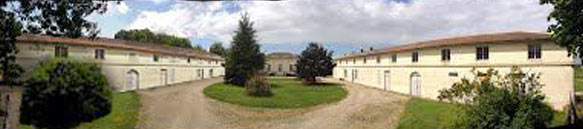 chateau les chaumes gironde